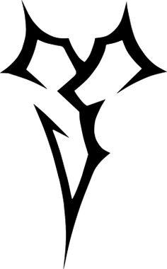 Jecht tatoo FFX
