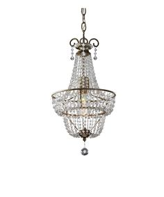 Murray Feiss F2709-1 Dutchess 10 Inch Large Pendant