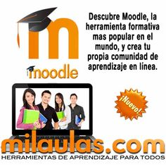 Juegos gratis y Software Educativo: MILAULAS.COM: Alojamiento gratuito de cursos virtuales en MOODLE