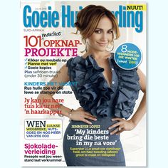 Voorblad: Julie 2012 http://www.goodhousekeeping.co.za/af/category/subscribe/