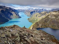 BESSEGGEN RIDGE Jotunheimen National Park, Norway
