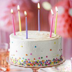 Wonderful Photo of Birthday Cake Images Birthday Cake Images Vanilla Party Cake Recipe Bbc Good Food Cake Images, Cake Pictures, Cake Pics, Cake Photos, Base Cake, Buttercream Birthday Cake, Cupcake Cakes, Cupcakes, Cool Birthday Cakes