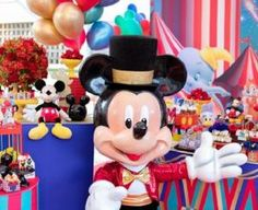 Circo Do Mickey, Mickey Mouse, Moana, Disney Characters, Cheese Table, Candy Decorations, Party Candy, Crafts For Children, Candles