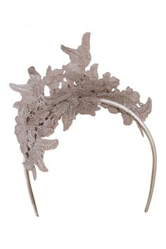 The Sassi nude lace fascinator oozes style and femininity with a gorgeous lace design. Add one of our veiling styles to up your game on race day Crown Style Made with Lace Fitted with a Headband for easy wear Best Selling Look Spring Racing, Race Day, Easy Wear, Lace Design, The Chic, Headbands, Women Wear, Feminine, Fascinators
