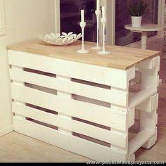 Pallet Desk More