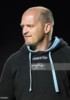 27 March 2015; Glasgow Warriors head coach Gregor Townsend. Guinness PRO12, Round 18, Leinster v Glasgow Warriors. RDS, Ballsbridge, Dublin. Picture credit: Stephen McCarthy / SPORTSFILE
