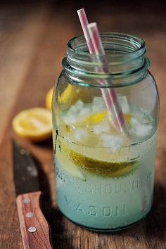 I have a lemonade addiction... I'm sure there are worse things.