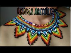 Beaded Embroidery, Crochet Necklace, Beads, Bracelets, Africa, Jewelry, Youtube, Key Hangers, Scrappy Quilts