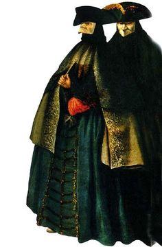 Larva o Volto. Tradizioni: Maschere italiane della Commedia dell'Arte e altre Maschere italiane, nel Sito di Vastospa