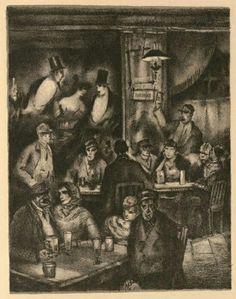 hugo steiner-prag, der golem (1915) plate 09