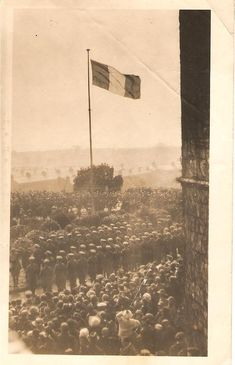 Michael Collins funeral. Would anyone be able to identify the place?