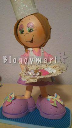 BloggyMari, tus fofuchas en Alicante: Fofuchas LOLI´S