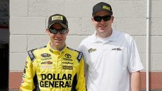 The 2003 NASCAR premier series champion Matt Kenseth helped his son, Ross, with his Xfinity Series debut at Chicagoland Speedway on June 21.  -  NASCAR celebrates Father's Day | NASCAR.com
