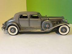 FRANKLIN MINT DIECAST CLASSIC CAR PRECISION MODEL 1933 DUESENBERG TWENTY GRAND