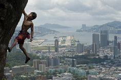 Hong Kong Climbing
