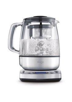 Tea Maker Morning Wake Up Keep Warm Button Teasmade Up To 5 Cups 1.5L 2400w
