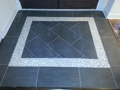 Custom Foyer Floor