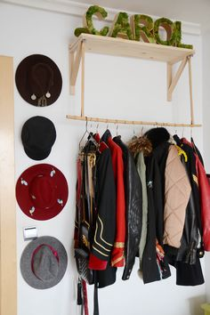 pared sombreros
