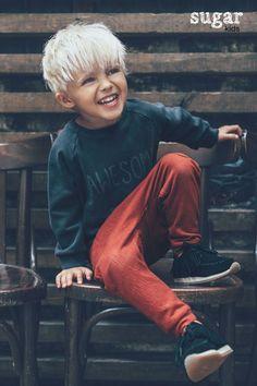 Aritz from Sugar Kids for Zara Baby Fashion Kids, Kids Winter Fashion, Toddler Boy Fashion, Little Boy Fashion, Toddler Boys, Kids Boys, Trendy Fashion, Zara Kids, Cute Kids