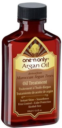 One 'n Only Argan Oil Treatment 3.4 oz. $10.75 works just as good as Moroccan oil and half the price..Found at Sally's