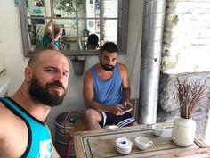 """""""Mi piace"""": 1,156, commenti: 8 - Marco Masetti (@marco_masetti2) su Instagram: """"It's all about breakfast 🍳 #chilling #breakfast #friend #sunday #laruecreperie"""""""
