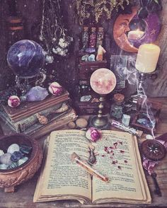 witch aesthetic The Green Witch: The Completed Guideline For Beginners WitchCraft 101 Witch Decor, Witch Art, The Witch, Fantasy Witch, Witch Room, Crystal Aesthetic, Witch Cottage, Witch House, Green Witchcraft