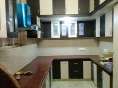 Ply-Laminate Kitchen at 8 streaks Interiors