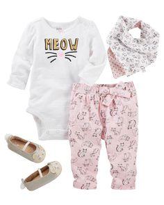 Baby Girl OKF17JUNBABY12 | Carters.com