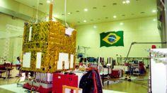 Un nuevo satélite mejorará vigilancia de Amazonía