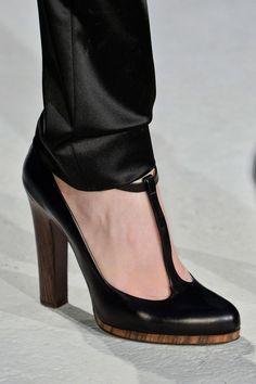 Shoe Cam: Veronique Branquinho Fall 2013