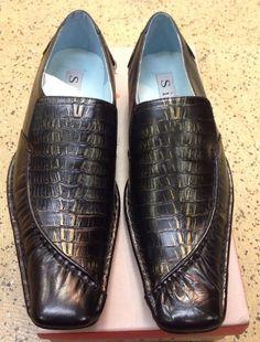 Unique Snake Skin Men Leather Shoes Fashion Moccasins Italian Tassel Business Male Dress Footwear Brogue Oxford Shoes For Men 50% OFF Shoes