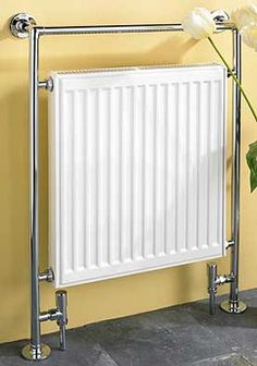 Contemporary heated towel radiators in UK