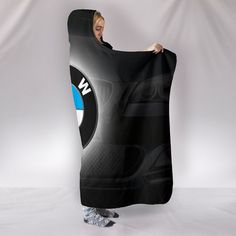 Leading shop for automotive apparel, keychains and other merchandise. Hooded Blanket, Black Edition, Bmw Logo, Wetsuit, Blankets, Hoods, Swimwear, Shopping, Collection