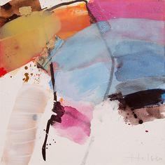 Greet Helsen, Eridanus [the river] - Fintan Whelan (part one) - 2013 - pigment, methanol, on paper