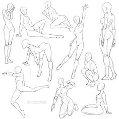 fullbody poses