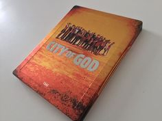 #1Day1Steelbook City of God BluRay Steelbook from UK  @zavviuk #steelbook #steelbookfan #steelbookaddict #steelbookcollection #bluray #bluraysteelbook #dvd #movie #UKSteelbook #cityofgod #cinema #collection #Fan #moviecollection #collector #edition #citededieu #cidadededeus #film @miramax @disneystudios