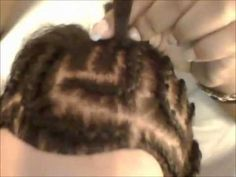 For Beginners: How to Cornrow