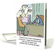 You're Thumbody Special! Happy Boss's Day! | Greeting Card Universe by Cornered Greeting Cards