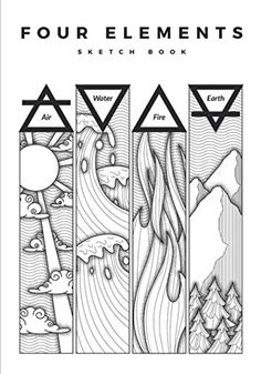 Check out this awesome Air Fire Water Earth Four Elements Greek Triangle Symbols. - Check out this awesome Air Fire Water Earth Four Elements Greek Triangle Symbols design on - Element Tattoo, Four Elements Tattoo, Erde Tattoo, Air Symbol, Triangle Symbol, Fire Triangle, Tattoo Triangle, Earth Air Fire Water, Element Symbols