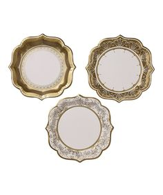 Look at this Truly Scrumptious Plate - Set of 24 on #zulily today!