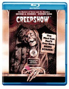 Creepshow is a 1982 horror anthology film written by Stephen King and directed by George Romero. The film is an homage to the EC Comics horror series, such as Tales From The Crypt. Horror Movie Posters, Horror Vintage, Retro Horror, Adrienne Barbeau, Scary Movies, Great Movies, Terror Movies, Excellent Movies, 80s Movies