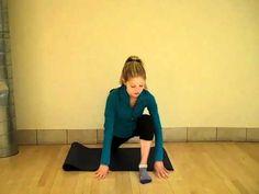 Unlock Your Hip Flexors: Favorite Hip Flexor Stretch. Your Hips will LOVE y. Hip Flexor Pain, Hip Flexor Exercises, Tight Hip Flexors, Hip Stretches, Stretching, Hip Mobility, Flexibility Training, Psoas Muscle, Healthy Mind And Body