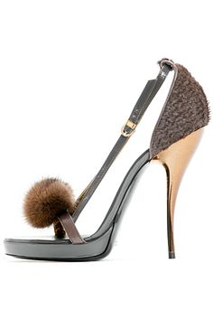 Stunning Women Shoes, Shoes Addict, Beautiful High Heels    Viktor -  2012 Fall/Winter