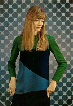 Françoise Hardy, 1960s