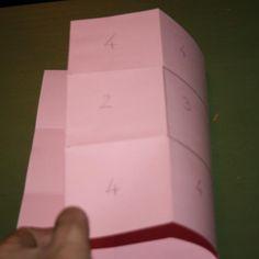flexagon book puzzle
