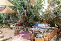A Breezy House in L.A. With an Epic Garden