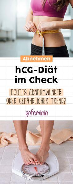 Alles über die hCG-Diät oder Stoffwechselkur