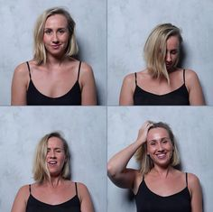 Photo Series Captures Women's Faces Before, During & After Orgasm Challenges Our Ideas of Female Sexuality Portraits, Photo Series, Woman Face, Basic Tank Top, Camisole Top, Celebs, Photoshoot, Female, Tank Tops
