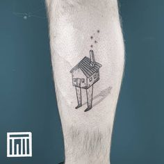 #blackwork #scketchtattoo #illustrativetattoo #graphisme #babayaga Baba Yaga, Blackwork, Tattoos, Tatuajes, Tattoo, Tattos, Tattoo Designs