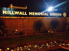 Millwall Fc .We remember them .